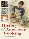History of American Cooking (eBook)